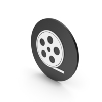 Film Roll Icon PNG & PSD Images