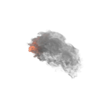 Fire with Wind PNG & PSD Images