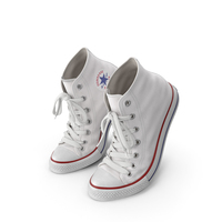 Basketball Leather Shoes Bent White PNG & PSD Images