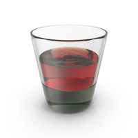 Glass of Whisky PNG & PSD Images