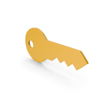 Key Yellow Icon PNG & PSD Images