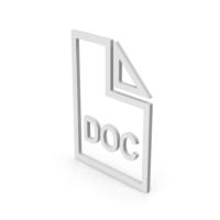 Symbol DOC File PNG & PSD Images