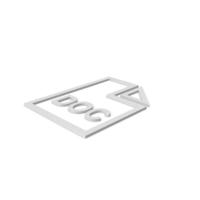 DOC File Symbol PNG & PSD Images