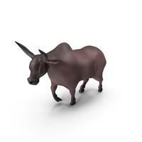 Bull Cartoon PNG & PSD Images