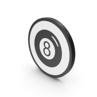 Icon Magic 8 Ball PNG & PSD Images