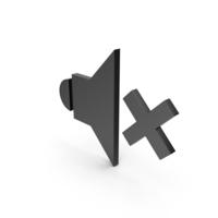 Symbol Sound Black PNG & PSD Images