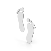 Symbol Footprint PNG & PSD Images