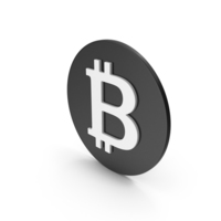 Bitcoin Icon PNG & PSD Images