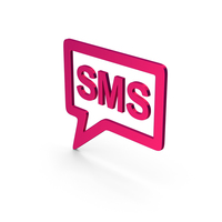 Symbol SMS Message Metallic PNG & PSD Images