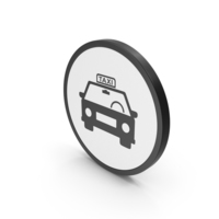 Icon Taxi PNG & PSD Images