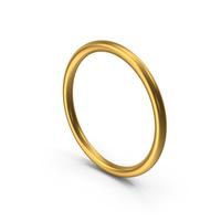 Circle Gold PNG & PSD Images