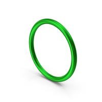 Circle Green Metallic PNG & PSD Images