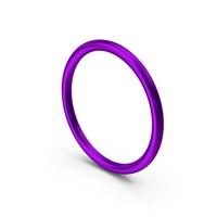 Circle Purple Metallic PNG & PSD Images