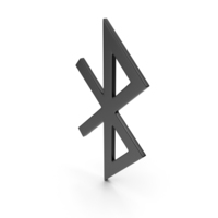 Bluetooth Black Icon PNG & PSD Images