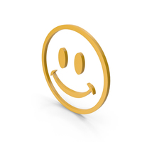 Happy Yellow Icon PNG & PSD Images