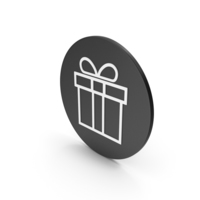 Gift Icon PNG & PSD Images