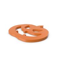 Jack o Lantern Orange Icon PNG & PSD Images