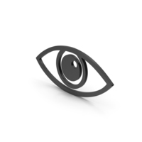 Symbol Eye Black PNG & PSD Images