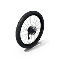 Mtb Bike Back Wheel PNG & PSD Images
