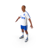Soccer or Football Player Dynamo PNG & PSD Images