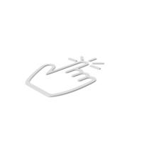 Click Symbol PNG & PSD Images