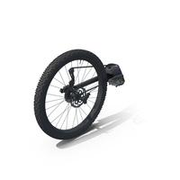 Bicycle Gearing With Shift Mechanism And Pedals PNG & PSD Images