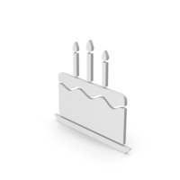 Symbol Birthday Cake PNG & PSD Images