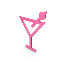 Bar Pink Symbol PNG & PSD Images