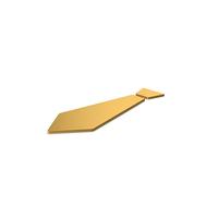 Gold Symbol Tie PNG & PSD Images