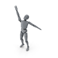 Friendly Robot Reaching PNG & PSD Images