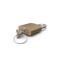 Lock With Key PNG & PSD Images