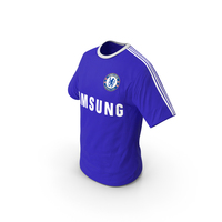Soccer T Shirt Chelsea PNG & PSD Images
