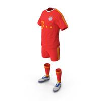 Soccer Uniform Bayern PNG & PSD Images