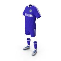 Soccer Uniform Chelsea PNG & PSD Images