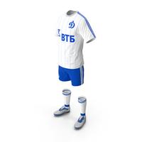 Soccer Uniform Dynamo PNG & PSD Images