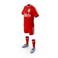 Soccer Uniform Liverpool PNG & PSD Images