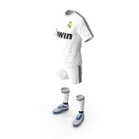 Soccer Uniform Real Madrid PNG & PSD Images