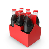 Soda Bottle Package PNG & PSD Images