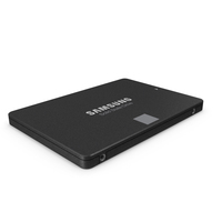 Solid State Drive SSD Samsung 1TB PNG & PSD Images