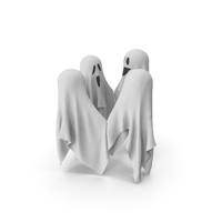 Halloween Ghost PNG & PSD Images