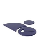 Verified User Dark Blue Icon PNG & PSD Images