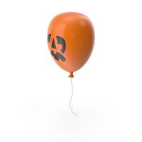 Pumpkin Balloon PNG & PSD Images