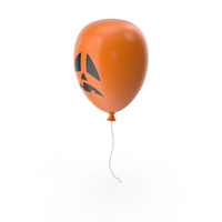Pumpkin Ballon PNG & PSD Images