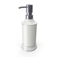 Ceramic Lotion Dispenser PNG & PSD Images