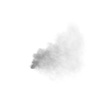 Smoke with Wind PNG & PSD Images