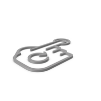 Rotate Finger Grey Icon PNG & PSD Images