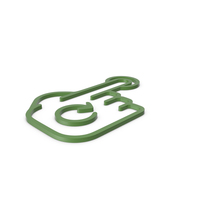 Rotate Finger Green Icon PNG & PSD Images