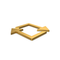 Gold Symbol Repeat PNG & PSD Images