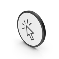 Icon Click PNG & PSD Images