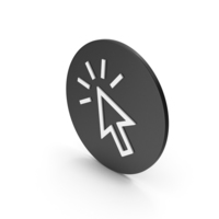 Click Icon PNG & PSD Images